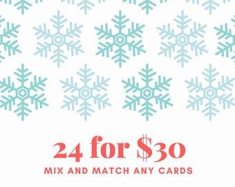 Holiday Card Bundle (24)