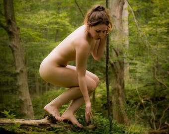 Nude nature Hike