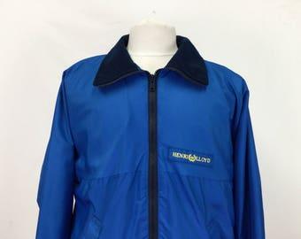 Vintage Henri Lloyd Bomber Jacket