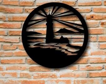 Lighthouse Decor Etsy