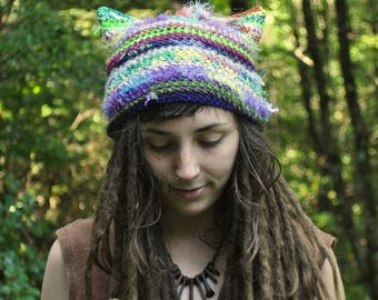 Scrappy Pussy Hat #5