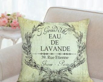 French Style Pillow  (two styles to choose from)