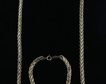 Vintage Napier Necklace with Bracelet (Tier 2)
