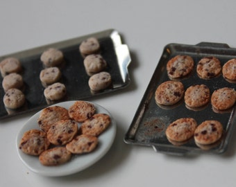 1/12th Scale Baking Cookies