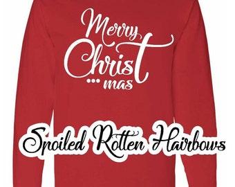 Merry Christ Mas