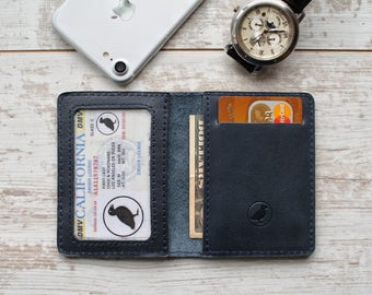 mens wallet minimalist, leather wallet, front pocket wallet, wallet for him, minimalist wallet, slim wallet, leather card holder, wallet