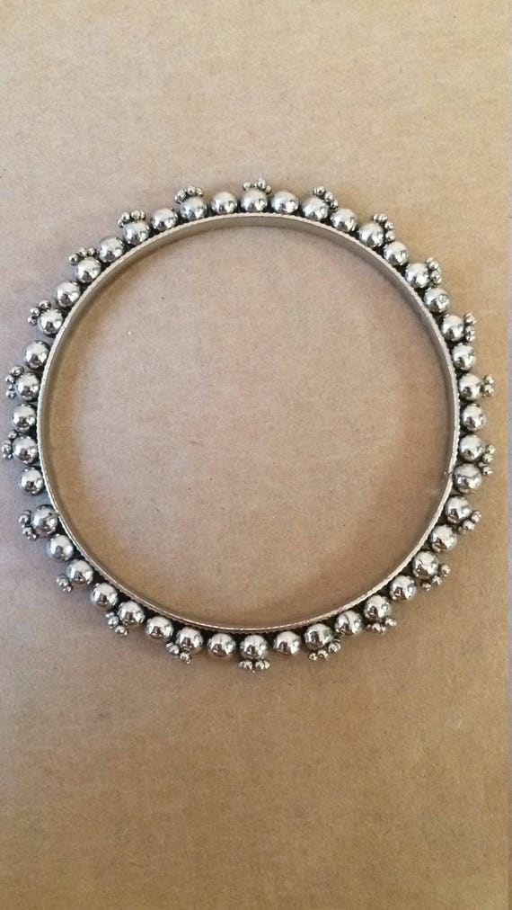 silver etruscan bangles ethnic bangle set wedding bangles