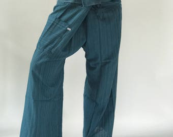 TC0003 Thai fisherman/Yoga are pants Free-size: Will fit men or woman