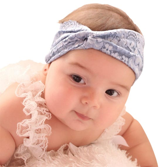 Baby Headband - Baby Girl Headband - Baby Turban Headband - Baby Girl Headwrap - Baby Headwrap - Toddler Headband - Turban Headband