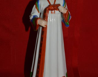 Royal Seoul Figurine 106 A Korean Woman