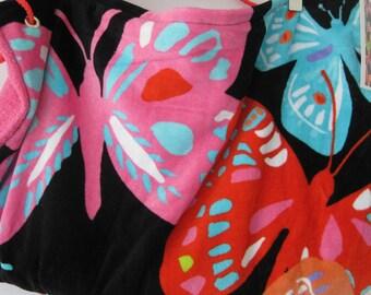 55 Butterfly Beach Towel Bag