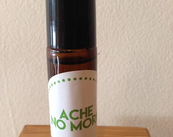 Ache No More Essential Oil blend