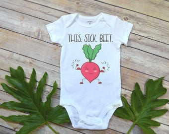 Crossfit shirt, This Sick Beet, Baby Shower Gift, Crossfit Gift, Crossfit Baby, Beet Shirt, Funny shirts, Crossfit Mom, Cute Gift