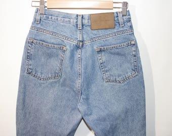 vintage 90s calvin klein jeans - womens 8