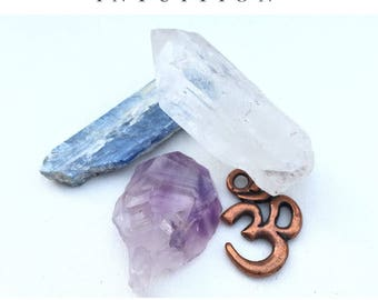 Intuition ~ Healing Stone Set