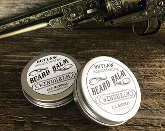 Windhelm Beard Balm-2 ounce-all natural-beard care