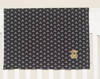 Teddy Bear Baby Blanket | Bear Baby Blanket | Personalized Bear Baby Blanket | Teddy Bear Blanket
