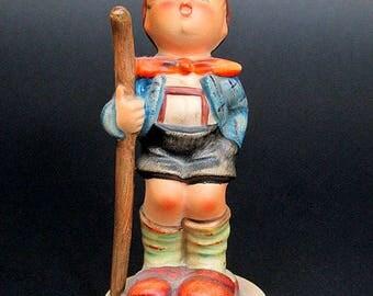Vintage Hummel Figurine Little Hiker Tmk.3