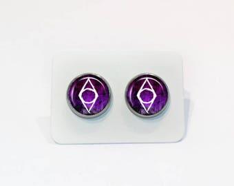 Stainless Stud Earrings Thieves Guild The Elder Scrolls V: Skyrim