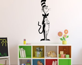 Cat In The Hat Decor: Dr. Seuss Wall Art For The Toddleru0027s Bedroom, Part 49