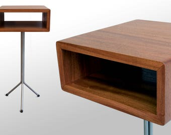 The Toole Bedside/End Table