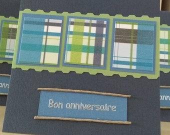 Single card - happy birthday - 10009