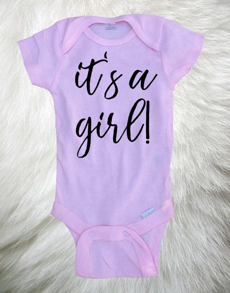 Baby Clothes Gender Reveal