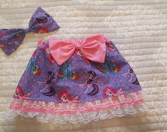 My Little Pony Outfit, My Little Pony Birthday