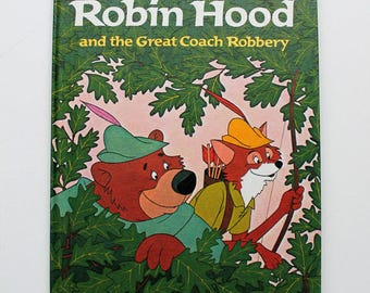 Robin Hood and the Great Coach Robbery 1974