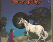 Pocket Books, Nancy Springer: The Sable Moon 1981
