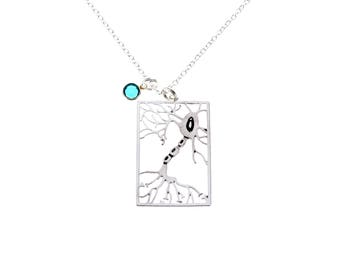 Neuron Necklace, Neuron Cell, Neuron Structure, Neuron Synapse, Neurotransmitter, Neurologist, Doctor, Nerve Cell, Science, Dendrite, Brain