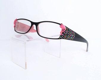 Reading Glasses Pink Flamingo, +2.25