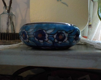 Palestine Pottery Dish