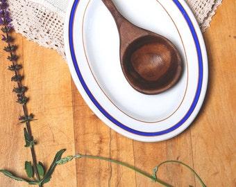 Wooden Walnut spoon black