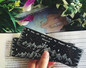To The Stars - A Court of Thorns and Roses Bookmark