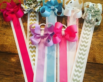 Hair bow holder, headband holder, bow holder, ring hair bow holder, girl gifts, hair bows, bows for girls, bow organizer, hair bow organizer