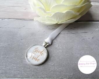 Bride Tribe, Wedding Bouquet Charm, Bouquet Charm, Wedding Charm, Bridesmaid Charm, Hen Party Gift, Bridal Shower Gift, Pendant