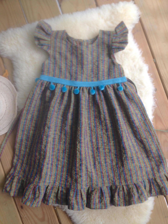 4T Dress Bohemian Baby Baby Fashion Boho Kids Hippie Baby Dress