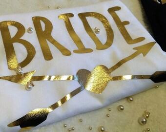 Bachelorette Party Shirts, Bride Squad Shirt, Bridal Party Shirts, Wedding Shirt, Bridesmaid gift, Bride Squad Tanks, Bridesmaid Shirt