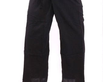 100% cotton thai Fisherman pants