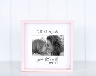 Valentine's Day Mom Woman Her Mom From Daughter Gift Personalized Frame Gift For Mom Gift for Her Mother of the Bride Mothers Day