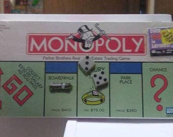 Sealed Monopoly Game