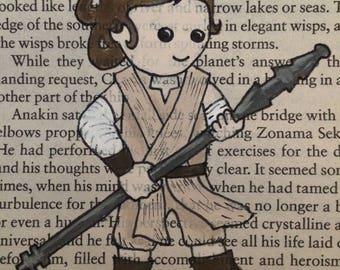 Rey: Desert Scavenger