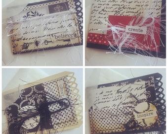 Pop-up Journal Cards