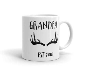 Grandpa Mug, New Grandpa Mug, Grandpa Gift, Gift for Grandpa, Coffee Mug, Fathers Day Gift, New Grandpa, Grandpa Coffee Mug, Grandfather Mug