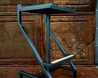 Modern Rustic Counter Stool / Special Introductory Price