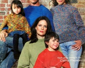 Knitting Pattern | CEY | BEGINNINGS | Classic Elite Yarns | Handknitting | Handknitting Pattern | Sixteen Patterns | Sweaters | Cathy Payson