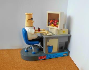 Vintage Comic Strip Dilbert M&M Candy Dispenser