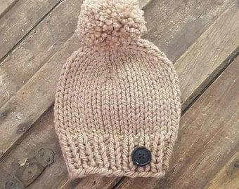 Gender Neutral Knitted Hat