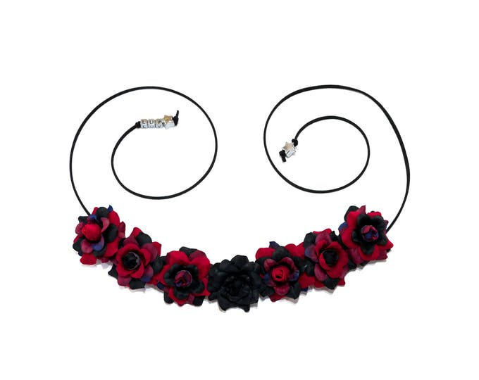 Scorpio Flower Crown